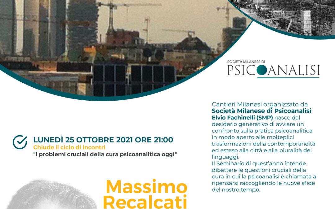 Cantieri milanesi 2021